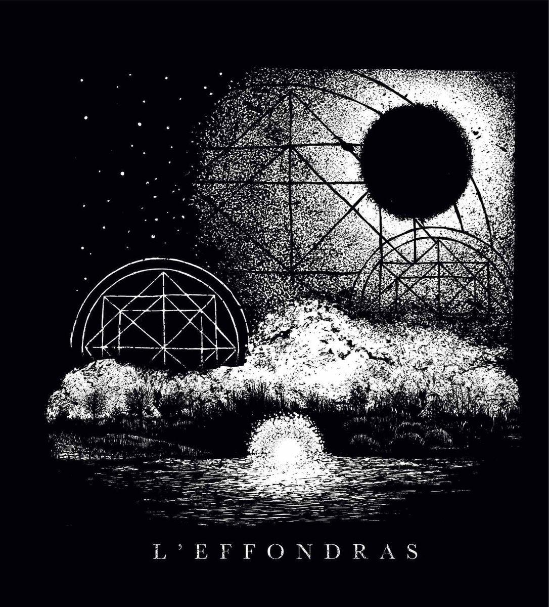 L'Effondras & Niko Wenner - Je reste avec vous / Lemures - (2015)