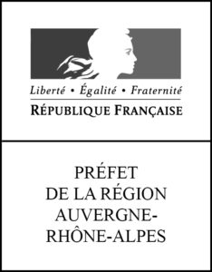 Logo DRAC Auvergne Rhône-Alpes