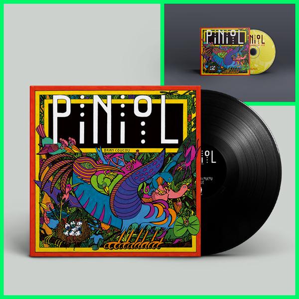 CD-vinyl-piniol