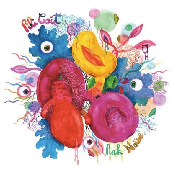 Pili Coït - Pink Noise (2017)