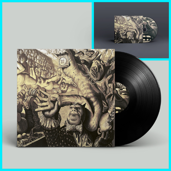 CD-Vinyl-Pantophobie