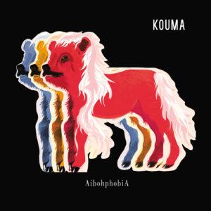 KOUMA- AIBOHPHOBIA- Fichier final pochette vynil recto verso CMJ