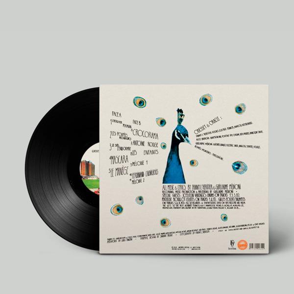 Vinyl-Crocorama-dos