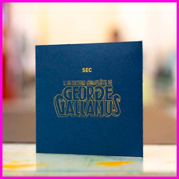 Vinyl-Gallamus