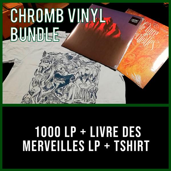 Chromb vinyl-bundle