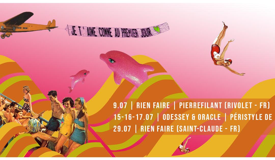 Dur & Doux tour – July 2021